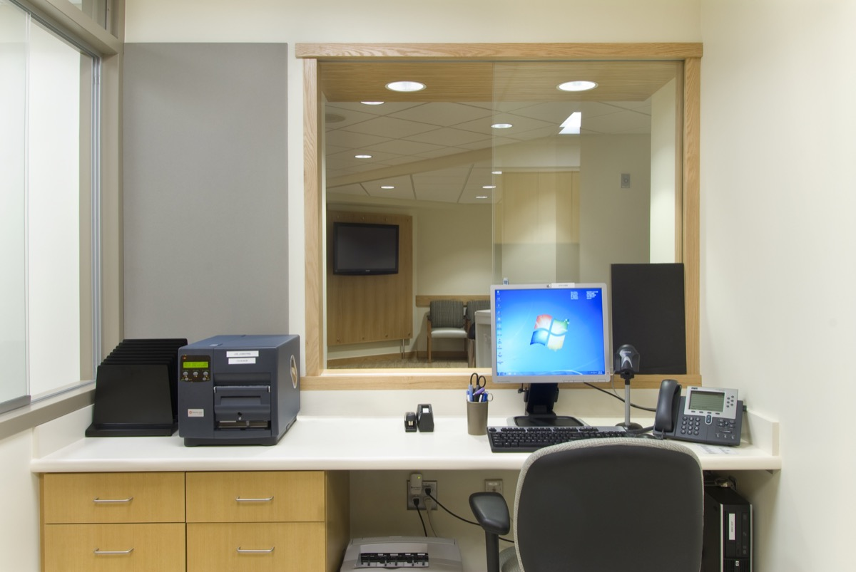 healthcare construction project, Emerson hospital photo 1